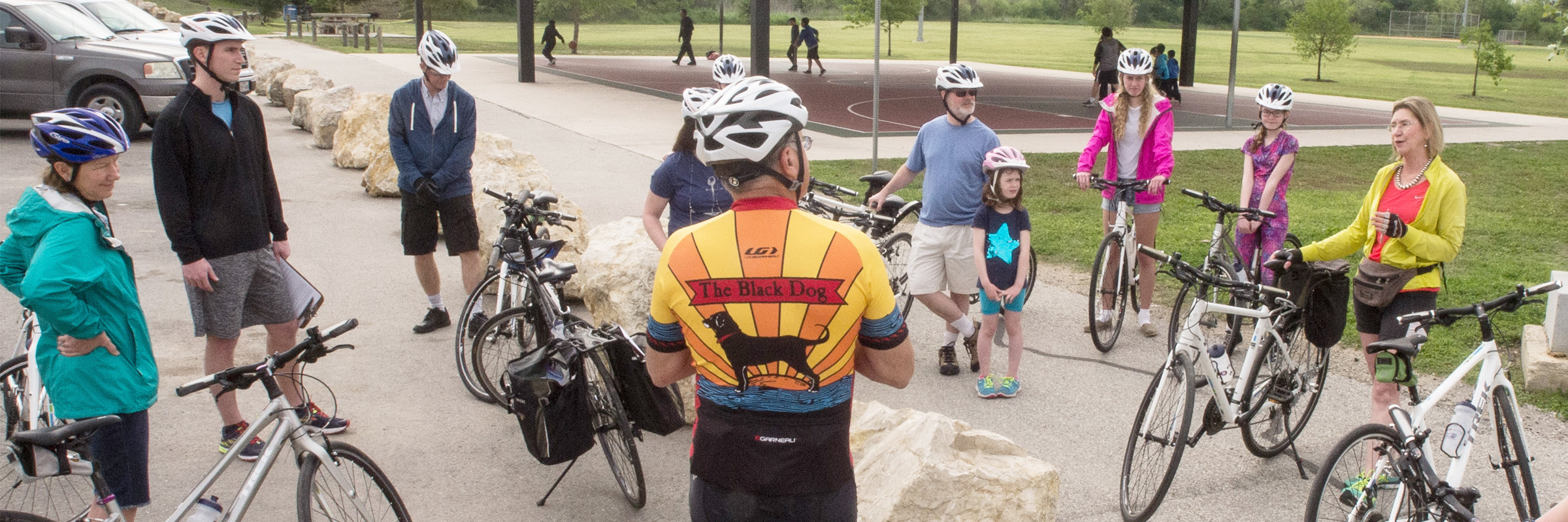 Cycling San Antonio Guided Bicycle Tours
