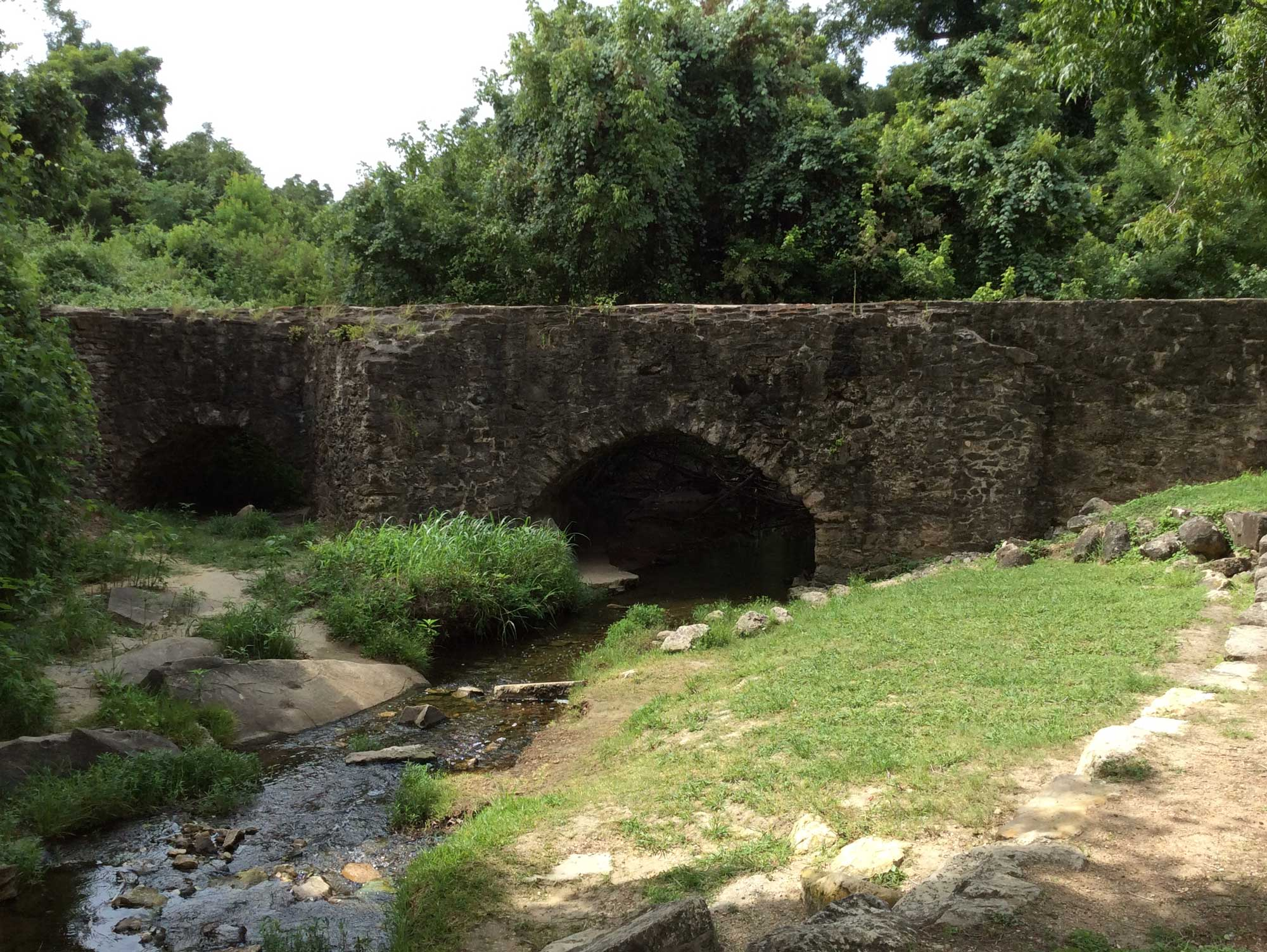 Mission Espada Aqueduct