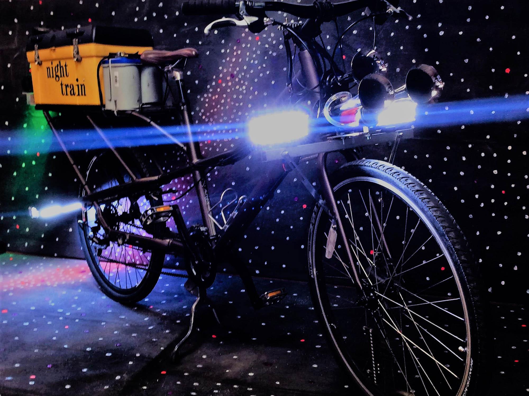 Bike Tour on Mission Trail